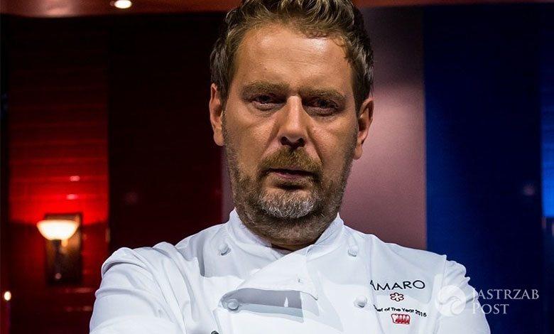 Wojciech Modest Amaro nie poprowadzi już Hell's Kitchen