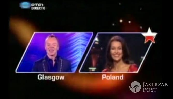 Anna Popek poda polskie punkty na Eurowizji 2016