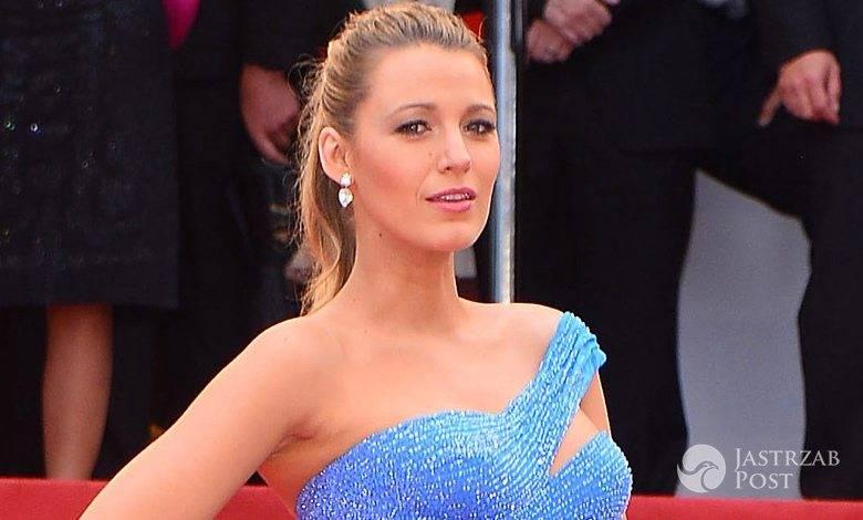 Ciężarna Blake Lively w Cannes 2016. Stylizacja. Zdjęcia