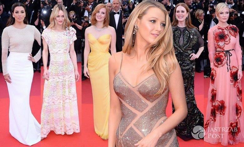 Cannes 2016 gala otwarcia. Kreacje gwiazd