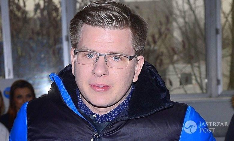 Filip Chajzer partnerka obrażana na marszu KOD