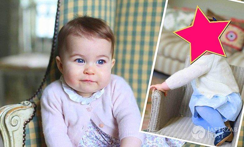 Pierwsze urodziny księżniczki Charlotte zdjęcia