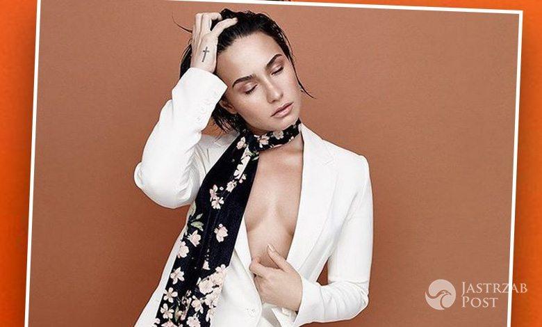 Demi Lovato Magda Butrym