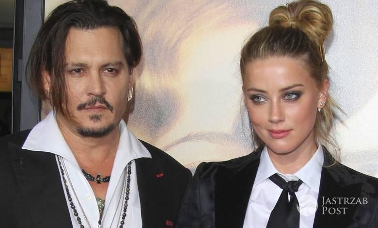Johnny Depp i Amber Heard rozwodzą się po 15 miesiącach małżeństwa