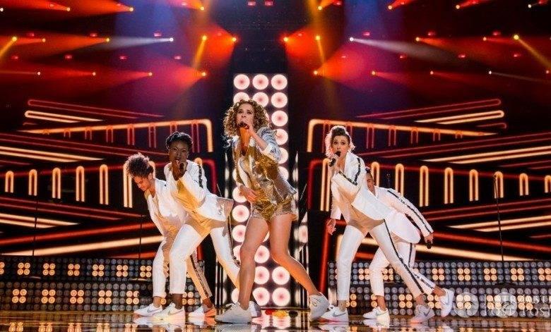 Występ Belgii na Eurowizji 2016 - Laura Tesoro