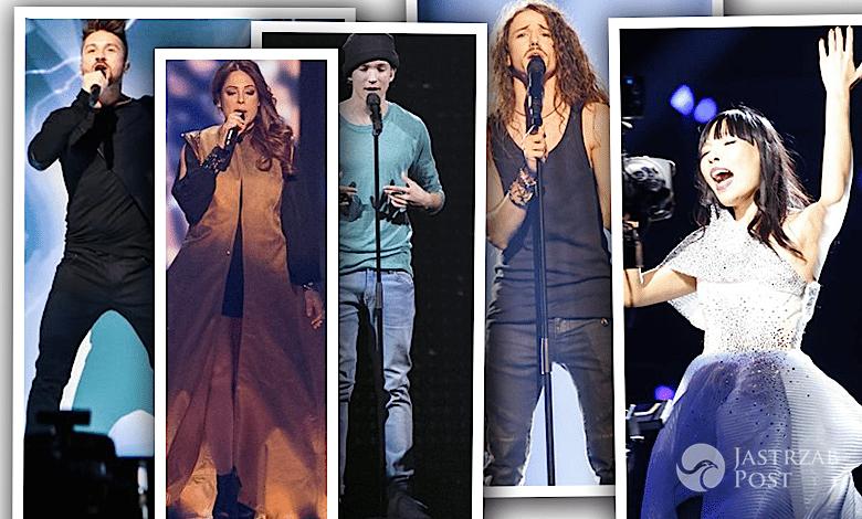 Eurowizja 2016 faworyci kandydaci występy