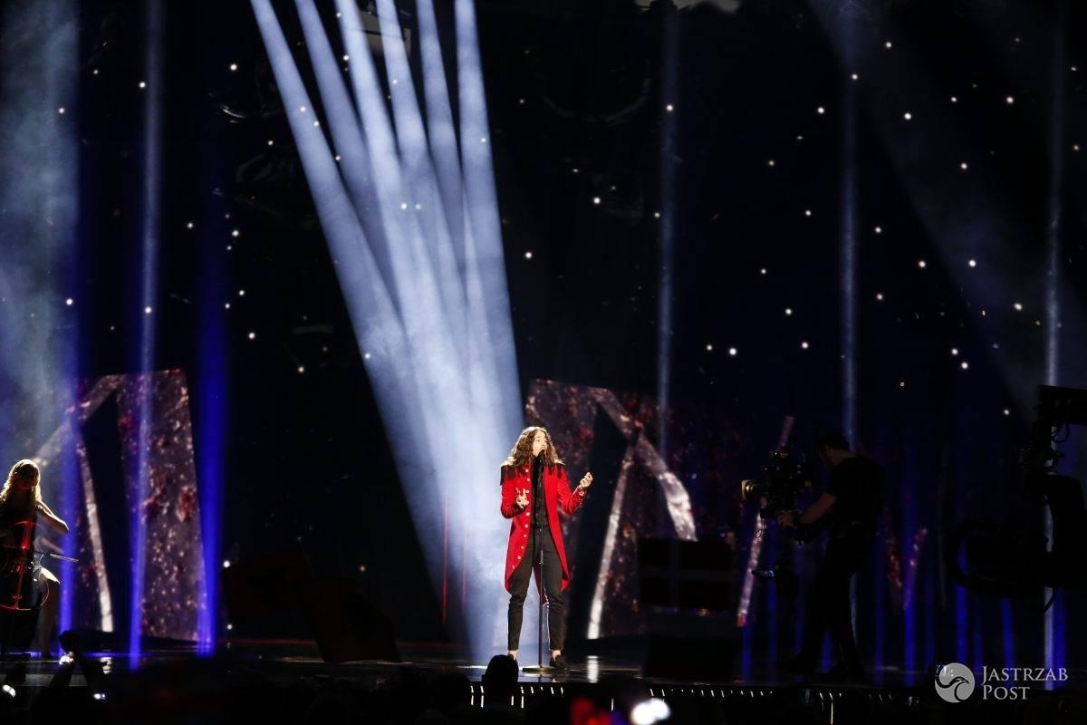 Oglądalność Eurowizji 2016 z Polską i Szpakiem