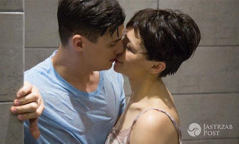 Na dobre i na złe odcinek 639, Robert (Bartosz Porczyk) nie pozwoli Sylwii (Magdalena Turczeniewicz) zacząć nowego życia z Radwanem (Mateusz Damięcki)