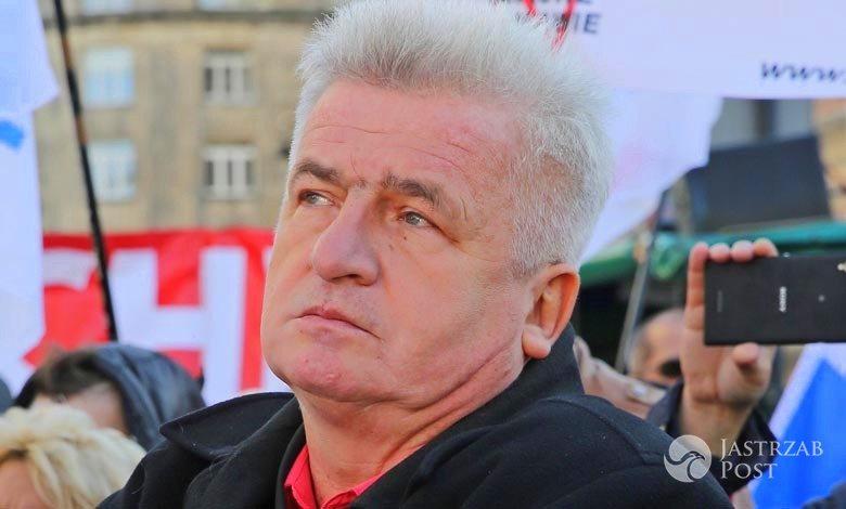 Piotr Ikonowicz zatrzymany przez policję. Brat Magdy Gessler w więzieniu