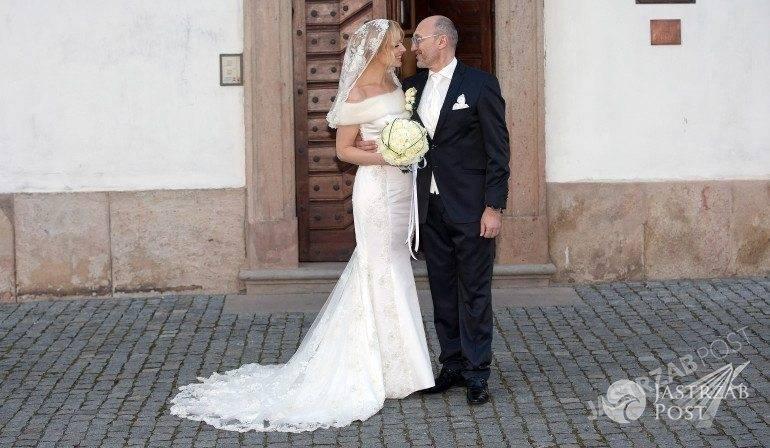 Halina Mlynkova i Leszek Wronka zamieszkali razem