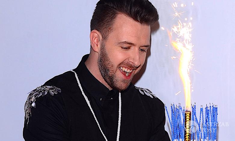 Urodzinowa impreza u Grzegorza Hyżego
