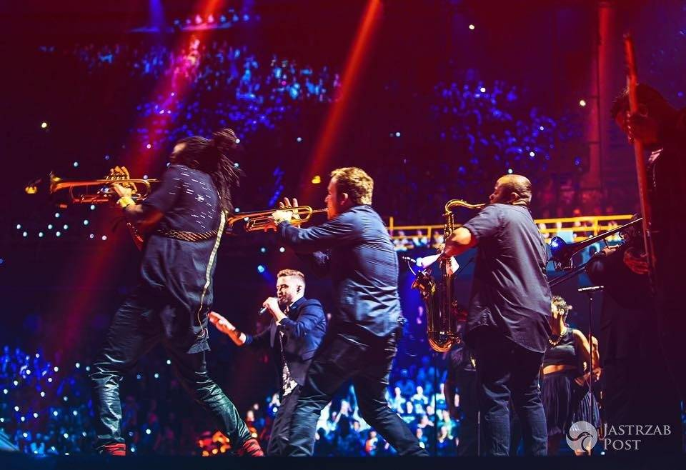 Justin Timberlake na Eurowizji 2016 Cały występ