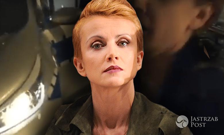 Katarzyna Zielińska zatrzymana przez policję
