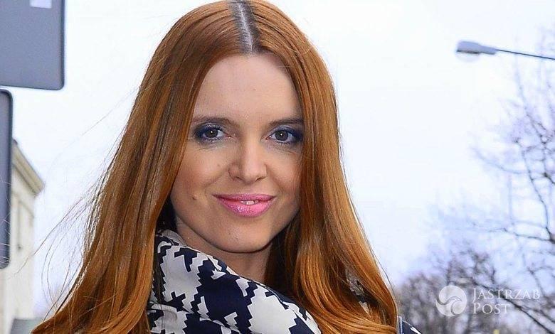 Kasia Burzyńska urodziła syna przez cesarskie cięcie