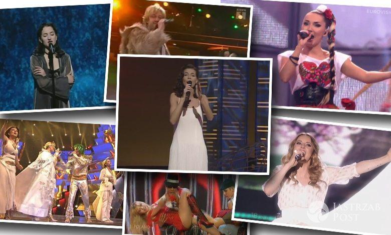 kreacje polskich uczestników konkursu eurowizji