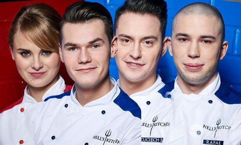 Wojciech Bartczak Wygrał Hells Kitchen 5