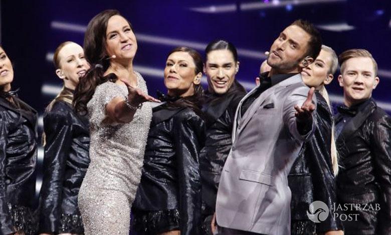 drugi półfinał Eurowizji 2016, kreacje prowadzących