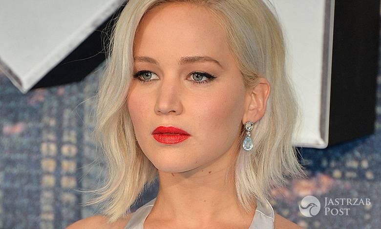 Jennifer Lawrence o załatwianiu potrzeb fizjologicznych na planie X-Mana