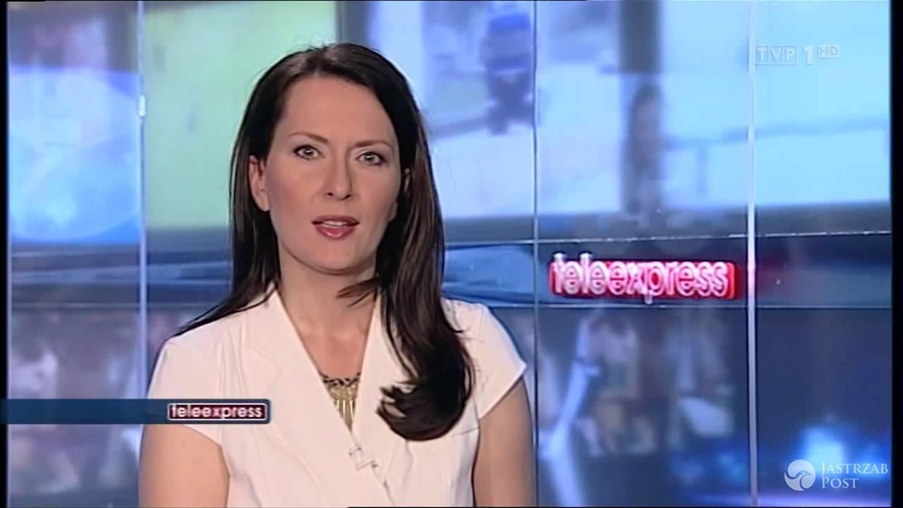 Danuta Dobrzyńska zniknęła z Telewizji Polskiej