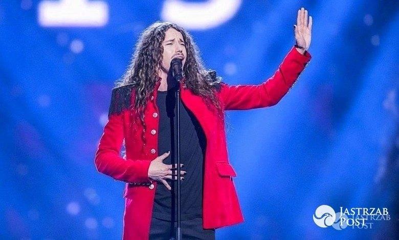 Jak Michał Szpak zaśpiewał na Eurowizji 2016?