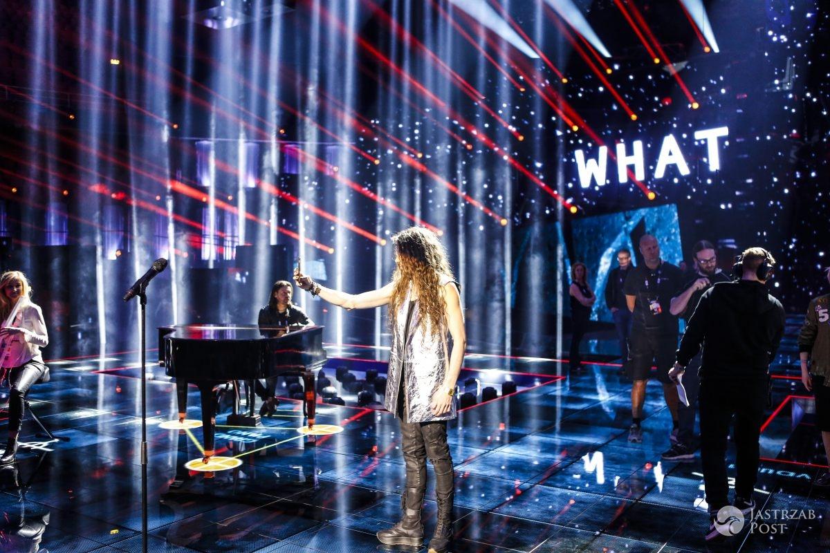 Próba Michała Szpaka na Eurowizję 2016