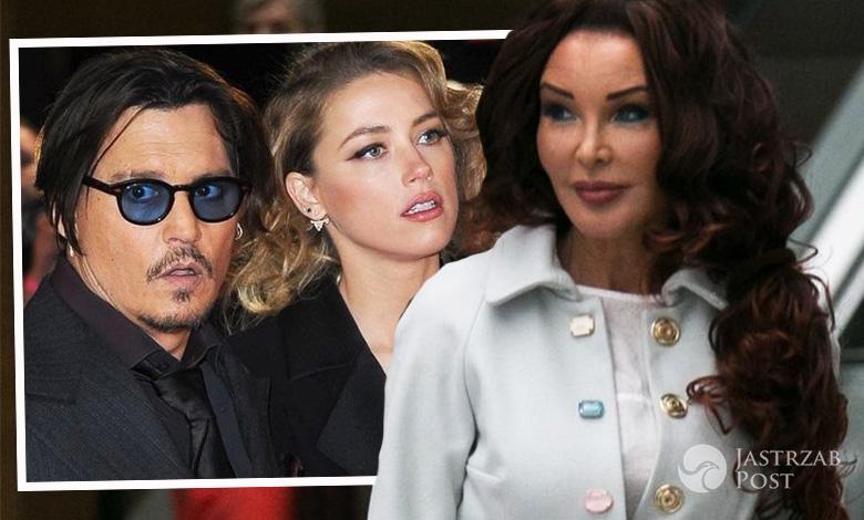 Eva Minge o aferze wokół Johnny'ego Deppa i Amber Heard
