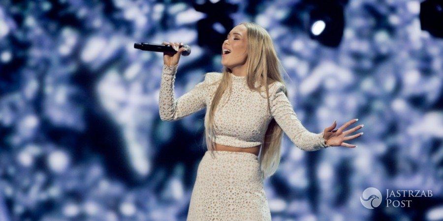 Agnete z Norwegii na Eurowizji 2016 - wideo