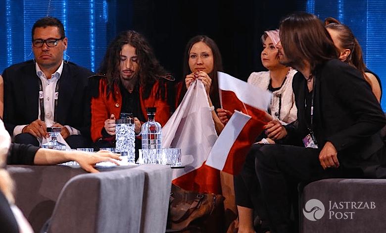 Oglądalność Eurowizji 2016 z Michałem Szpakiem