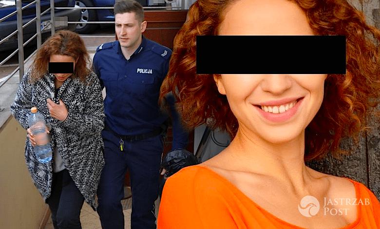 Olga Omeljaniec ukradła biżuterię za 50 tysięcy złotych