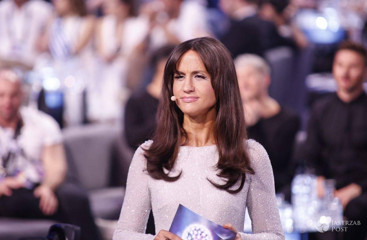 Sobowtór Kingi Rusin na Eurowizji 2016