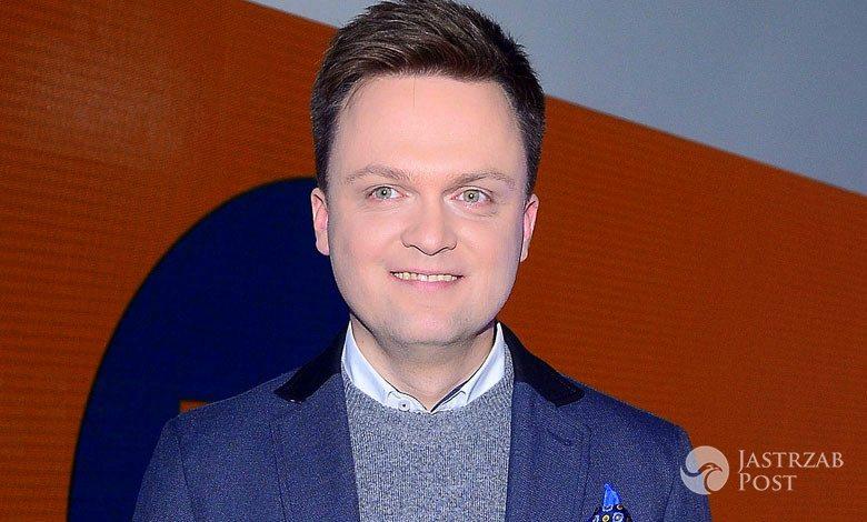 Szymon Hołownia adoptował psa