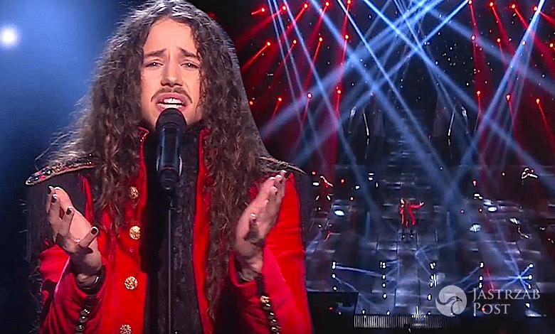 Występ Michała Szpaka na Eurowizji 2016