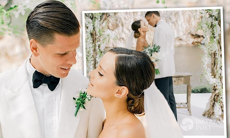 Zdjęcia ze ślubu Mariny i Szczęsnego