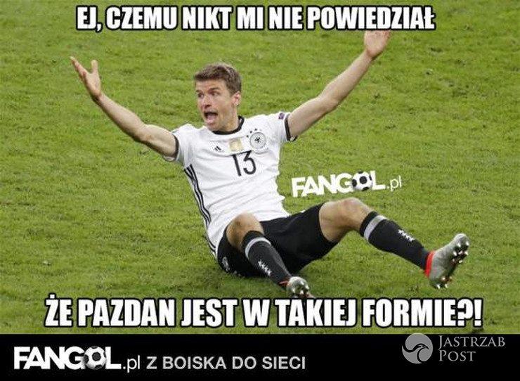 yniki oglądalności meczu Niemcy-Polska na EURO 2016