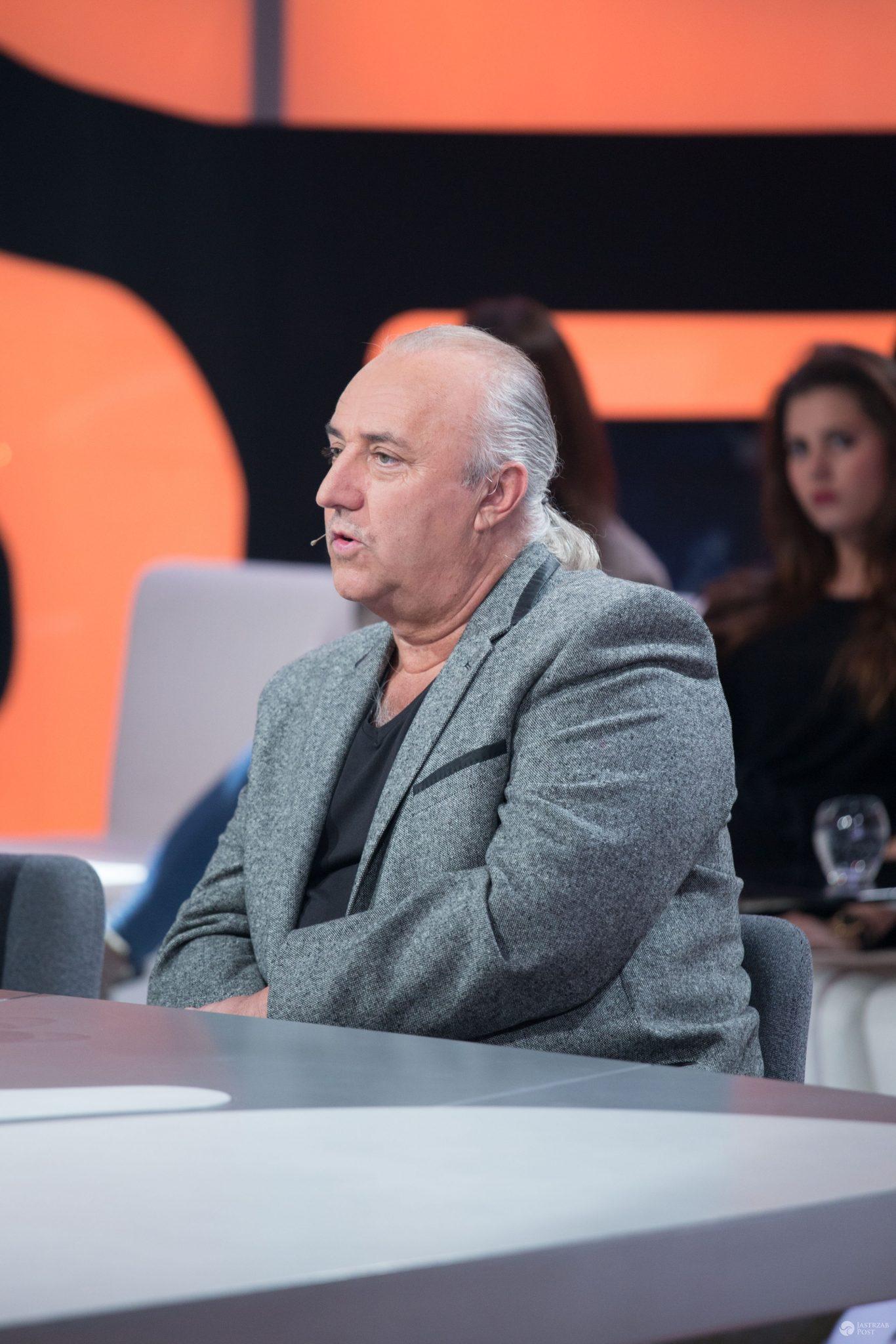 Andrzej Pietras ma nową partnerkę