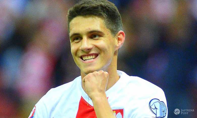 Bartosz Kapustka jednym z najczęściej wyszukiwanych piłkarzy w Google