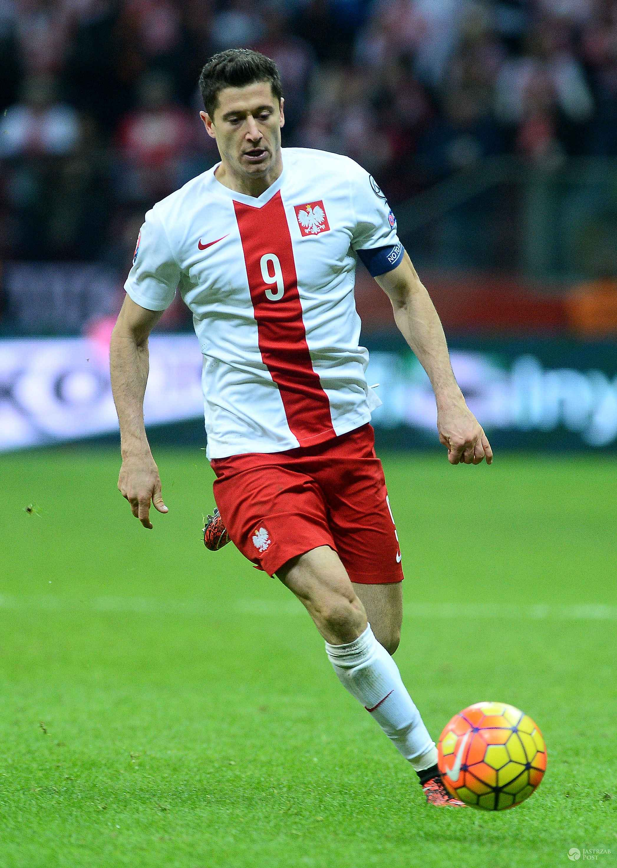 Robert Lewandowski tłumaczy się z niestrzelonych bramek na EURO 2016
