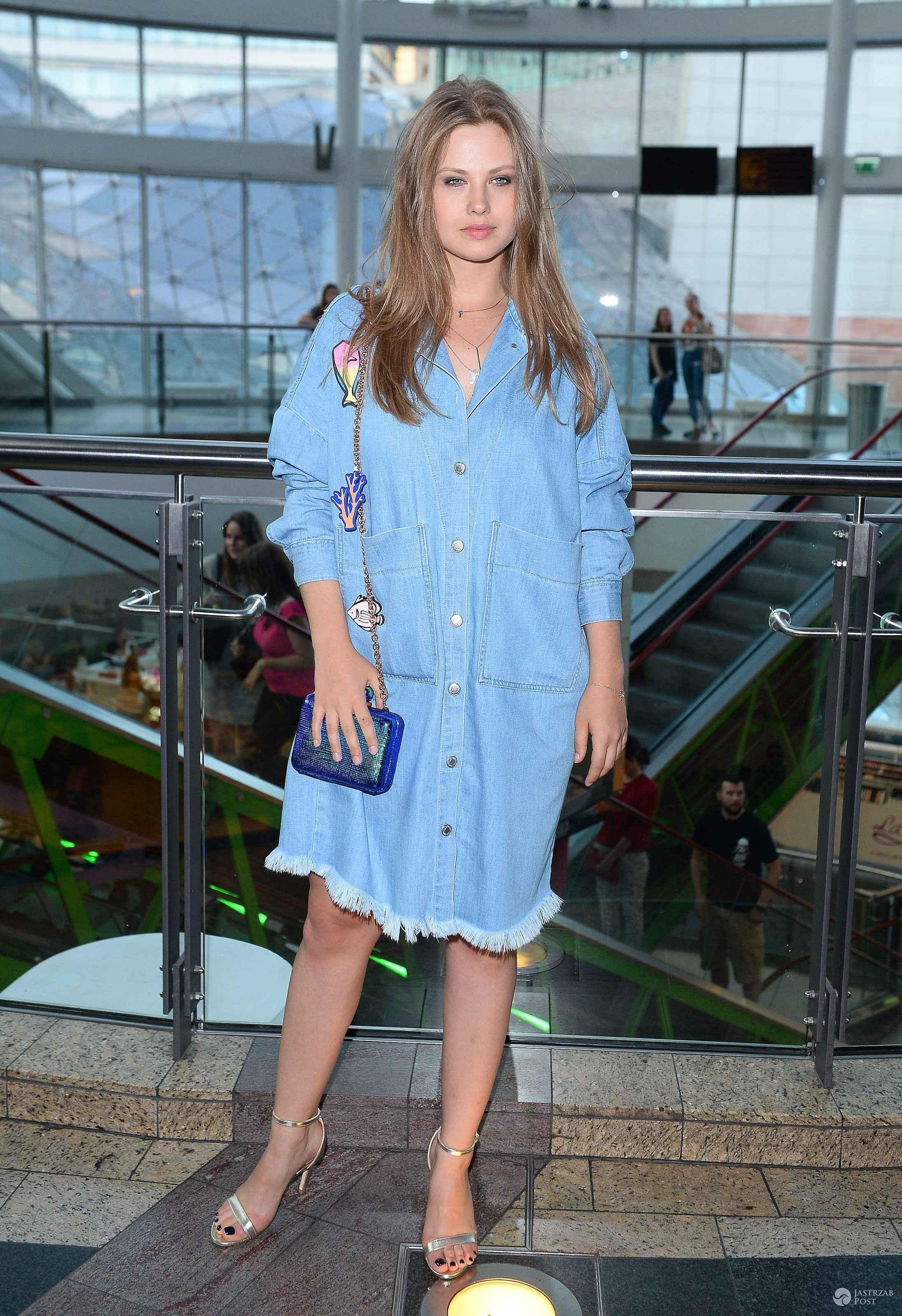 Koszula: Zara. Anna Karczmarczyk (fot. ONS) - Jastrząb Post