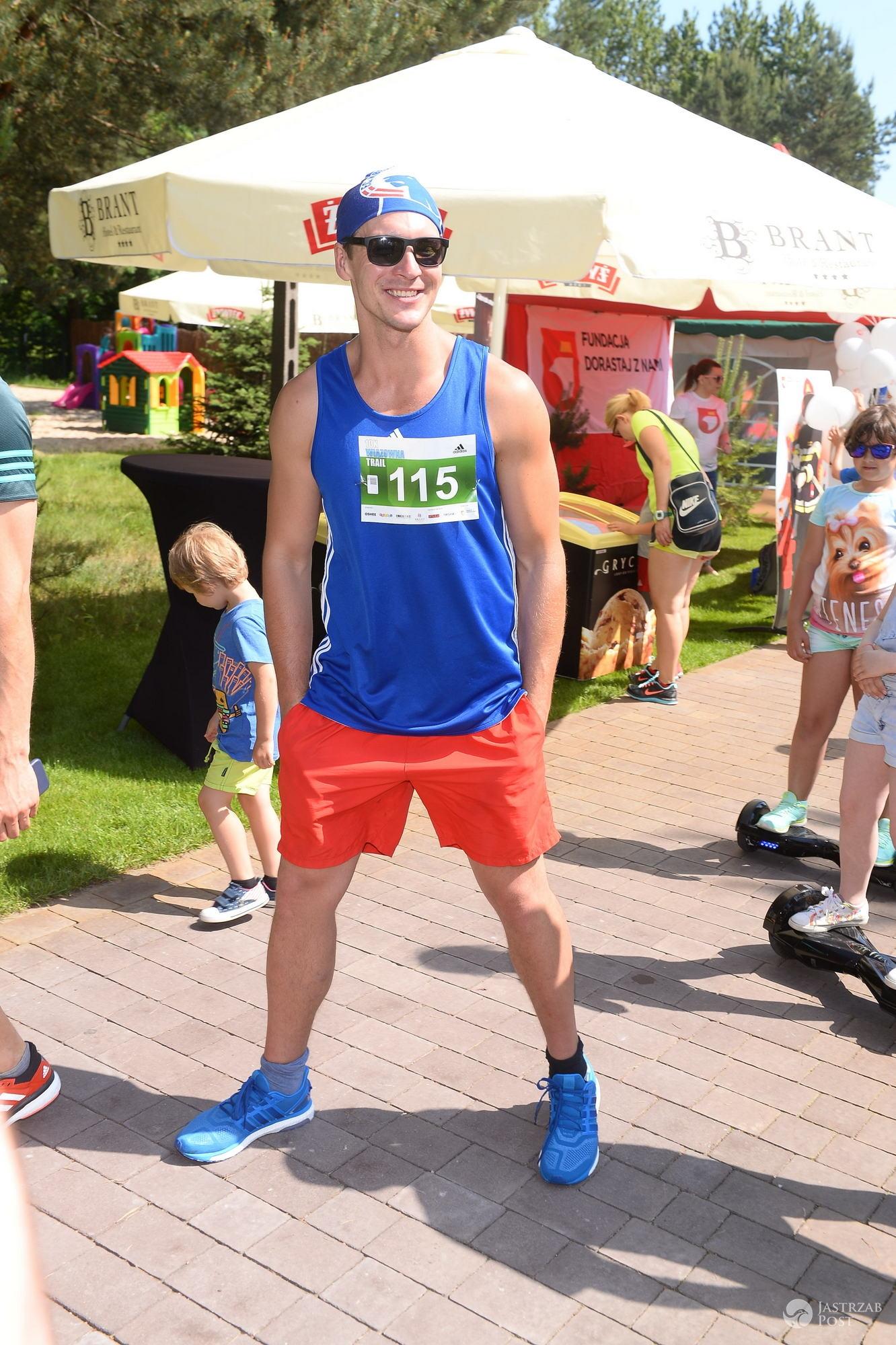 Mikołaj Roznerski - Maraton Charytatywny w Hotelu Brant