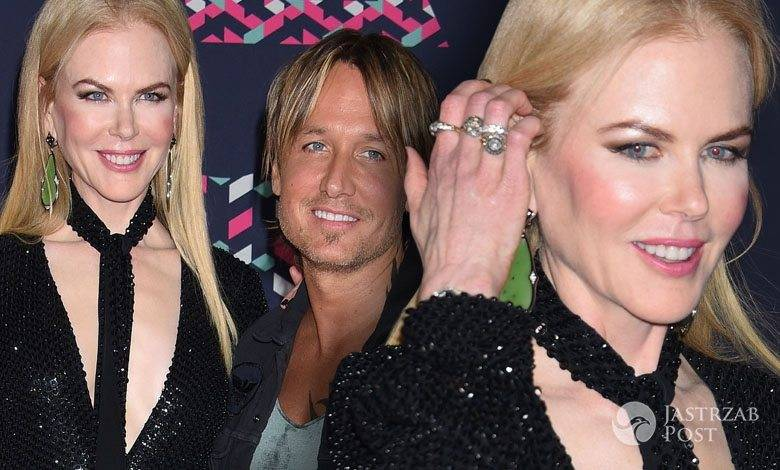 Nicole Kidman i Keith Urban, CMT Music Awards 2016 (fot. ONS)