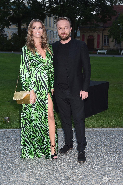 Tamara Arciuch i Bartek Kasprzykowski na imprezie Rafaello. Zdjęcia