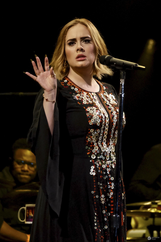 Adele beknęła na Glastonbury 2016