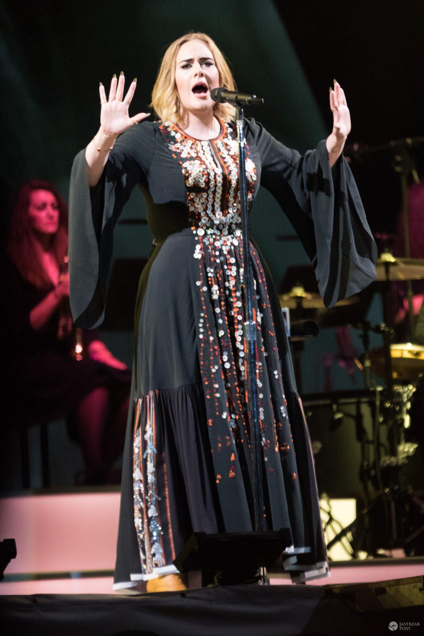 wystÄ™p Adele na Glastonbury 2016