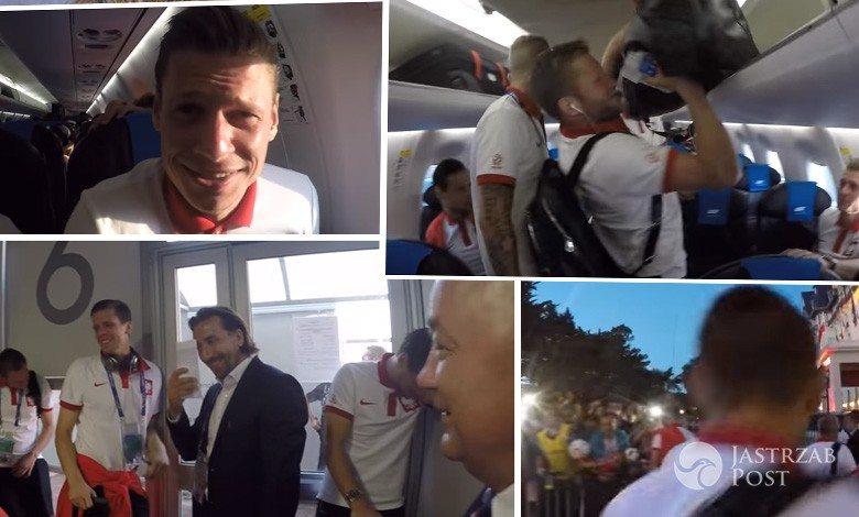 EURO 2016 jak Polacy wracają po meczu ze Szwajcarią