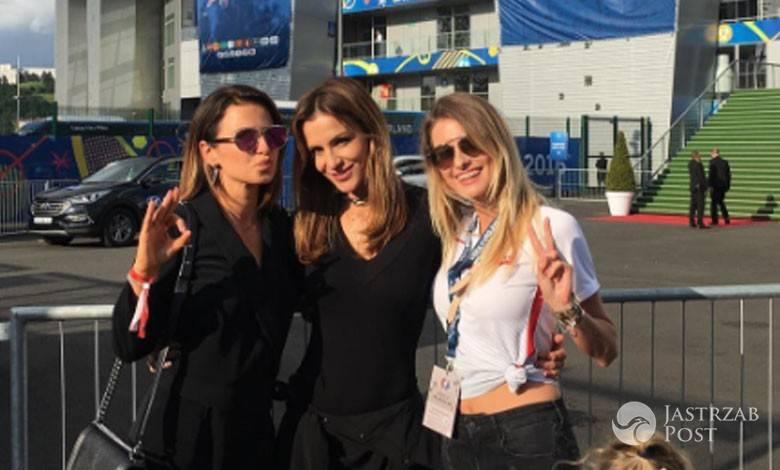 Anna Lewandowska, Dominika Grosicka, Sara Boruc