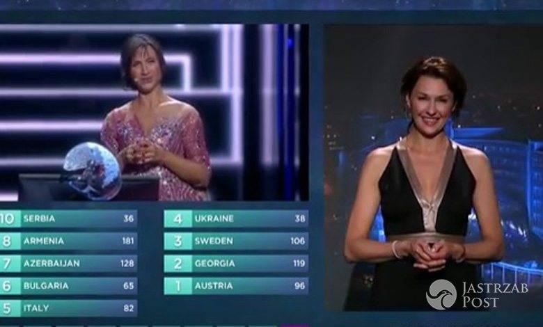 Wideo z próby przyznawania punktów na Eurowizji 2016 wpadka Anny Popek