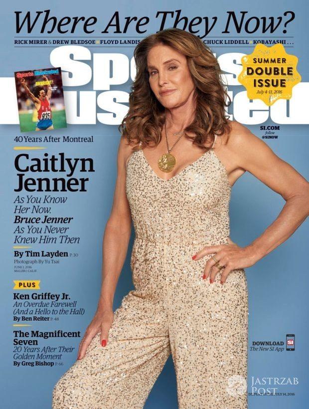 Caitlyn Jenner na okładce