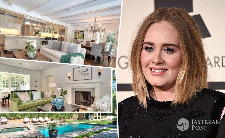 Jak mieszka Adele zdjęcia