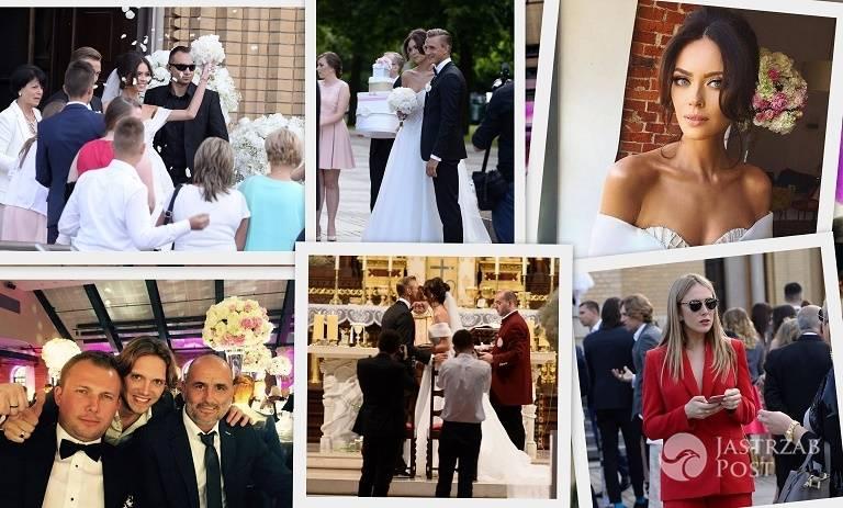 Zdjęcia ze ślubu Kuby Rzeźniczaka i Edyty Zając