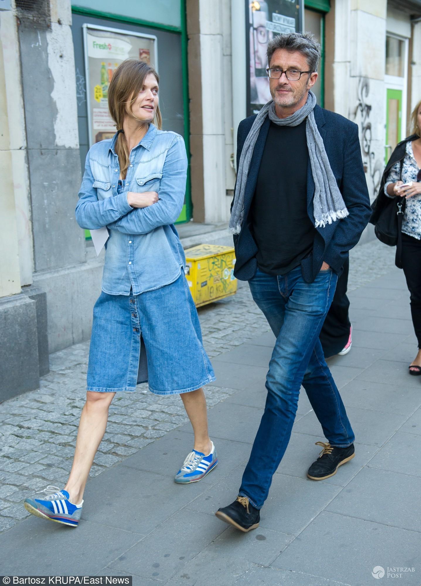 Paweł Pawlikowski i Małgorzata Bela spotykają się
